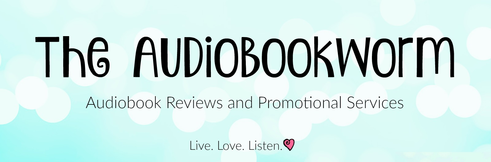 Tabled Audiobooks: What's on my table?